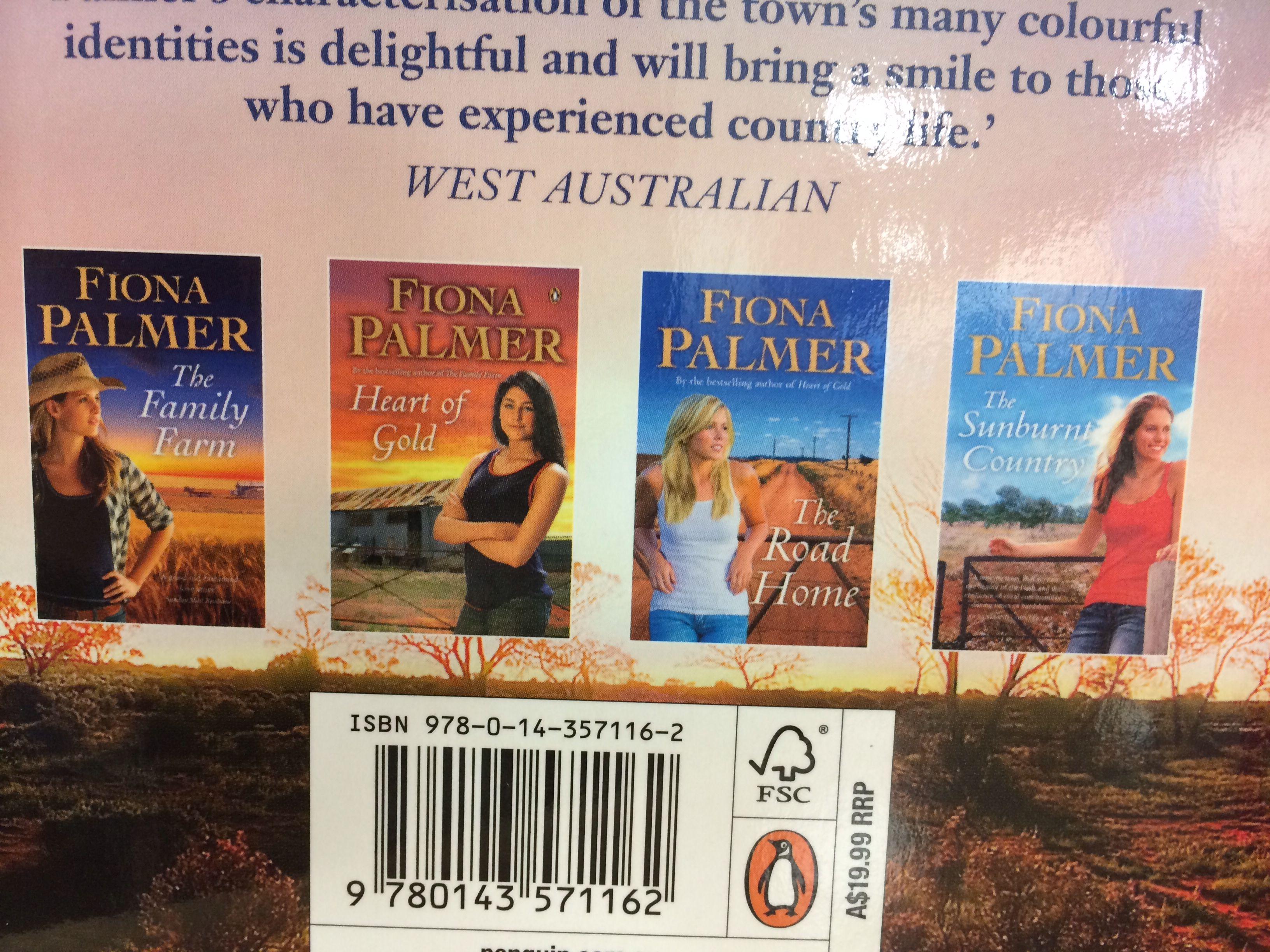 Fiona Palmer Book Set