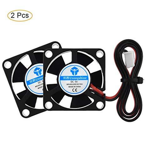Amazon Com Usongshine 3d Printer Cooling Fan 40mm X 40mm X10mm