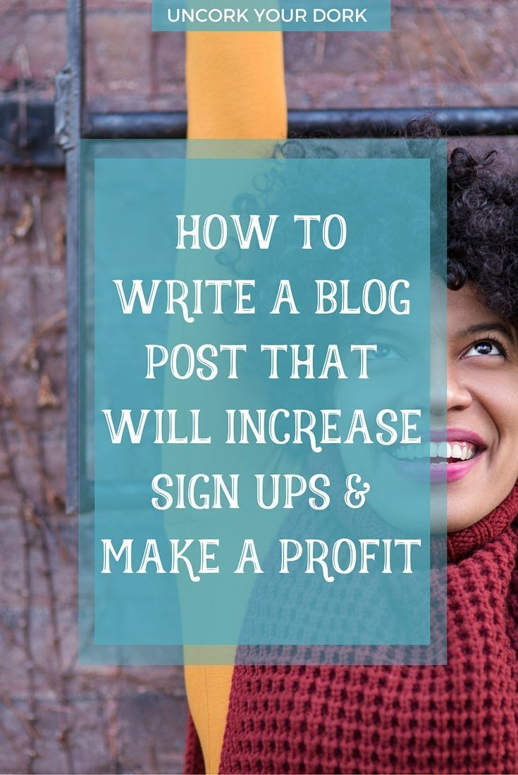 If you've wondered what components go into a successful blog post to increase sign ups and buys...part one of this series is what you need to read! Click the image to read the post and download the cheatsheet/checklist included!