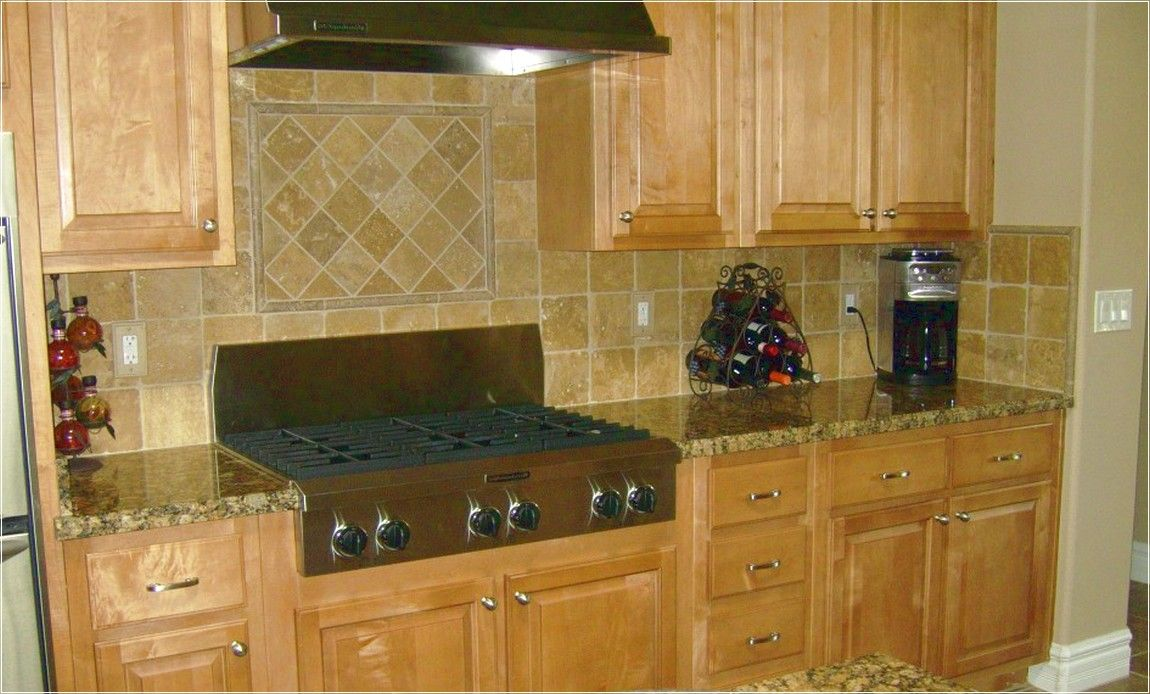 Rustic kitchen backsplash ideas with design traditional brick tile amp accent walls