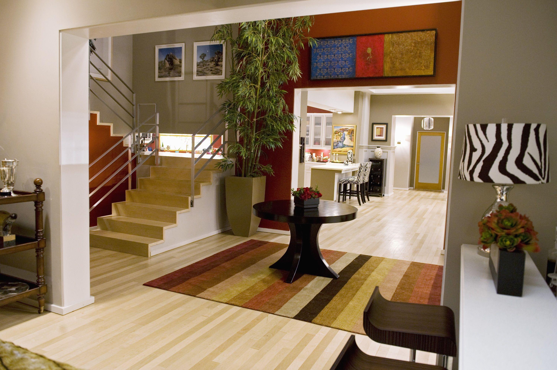 modern family pritchett house Google Search Foyer Pinterest