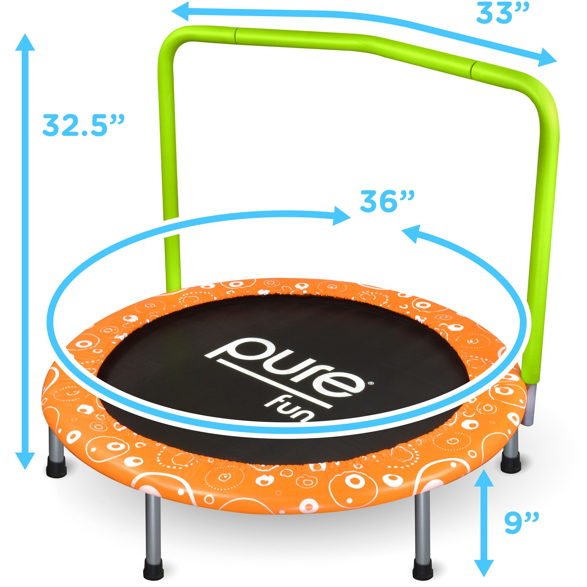 Pin on Trampoline for kids