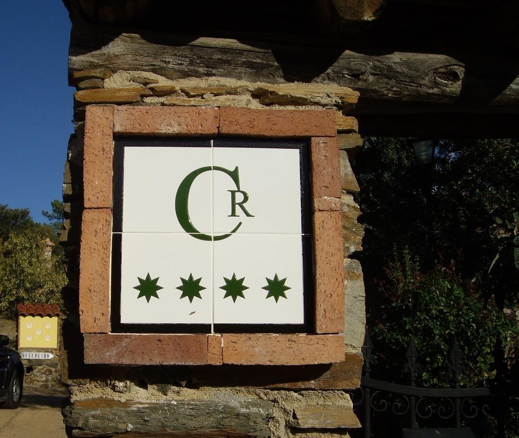 Buenos dias #turismorural con estrellas verdes en @jiniebro #Extremadura ya lucimos las nuestras