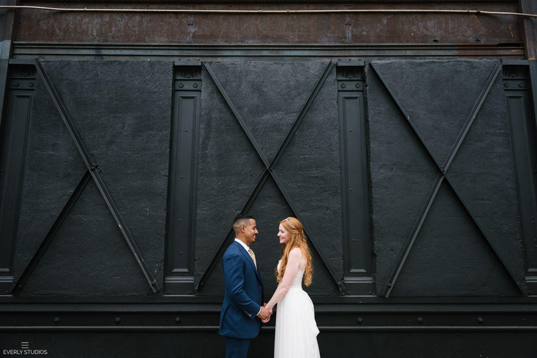Stylish Brooklyn Winery Wedding in Williamsburg, Brooklyn
