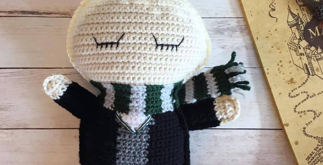 Ragdoll Draco Malfoy Free Crochet Pattern • Spin a Yarn Crochet ...