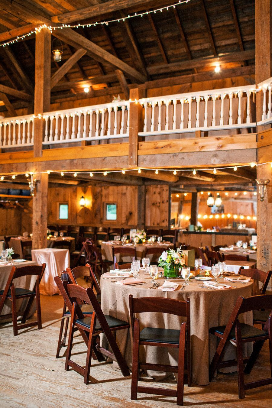 Rustic New Hampshire Wedding at Brass Heart Inn from Tyra