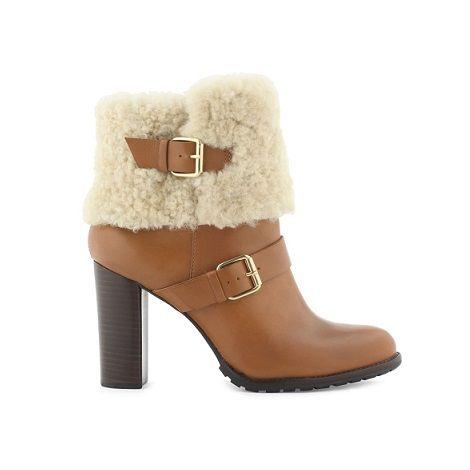 Chaussures chaudes : boots et bottines fourrées | Bottines