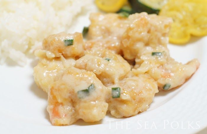 Saucy Coconut Shrimp Better Than Chinese Buffet Style How To