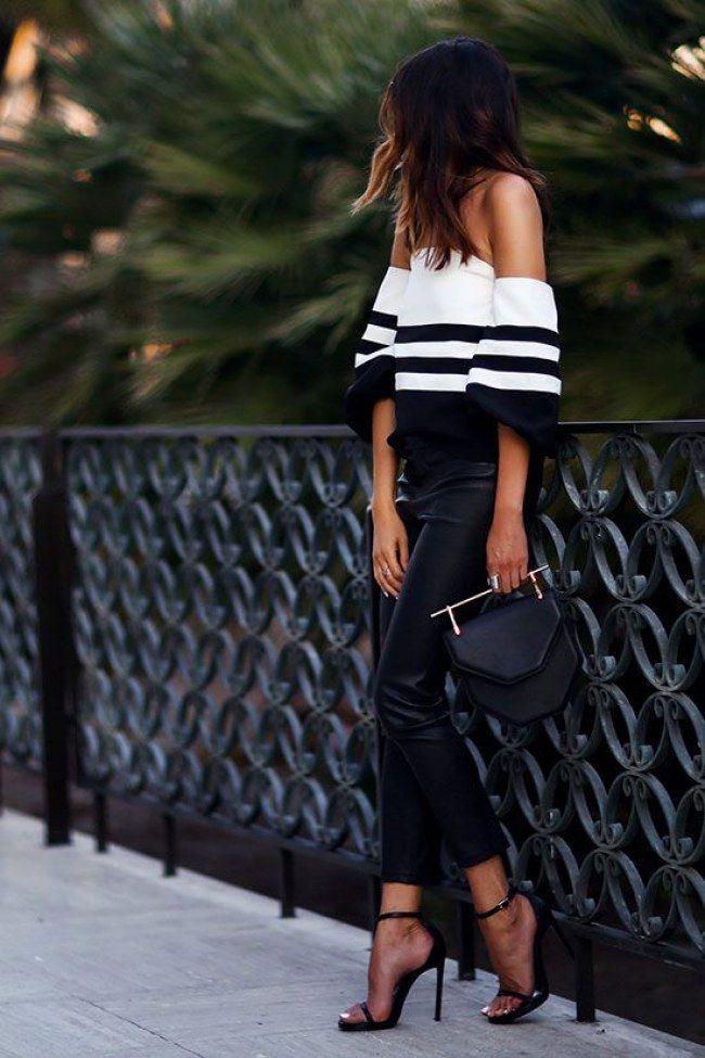Dieses casual Outfit ist perfekt für deinen Alltag. Der