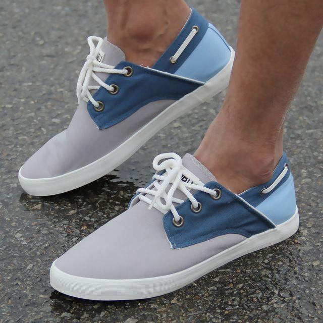 zapatillas de tela hombre vans
