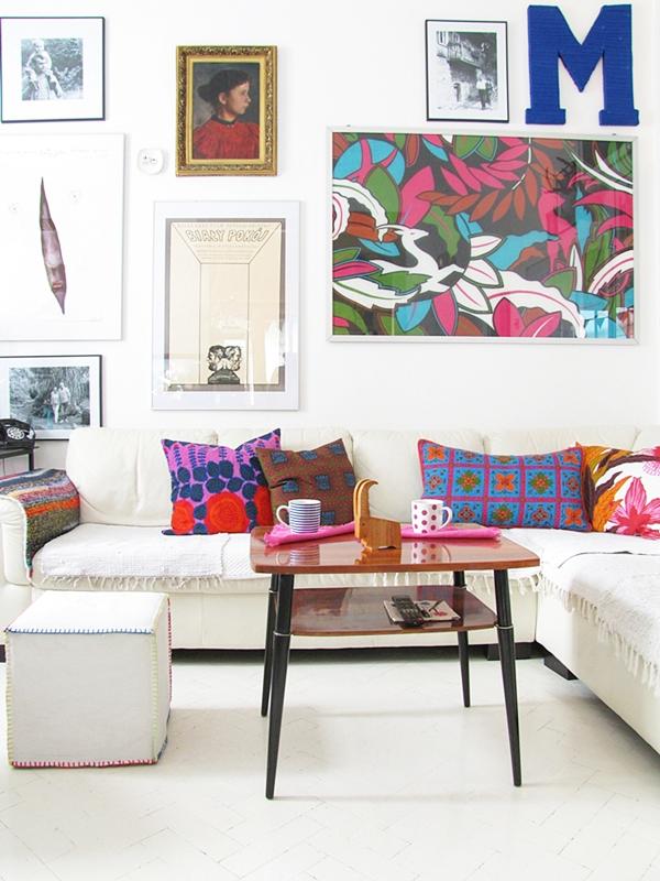 przedświątecznie | my home | Pinterest | Fabric wall art, Framed ...