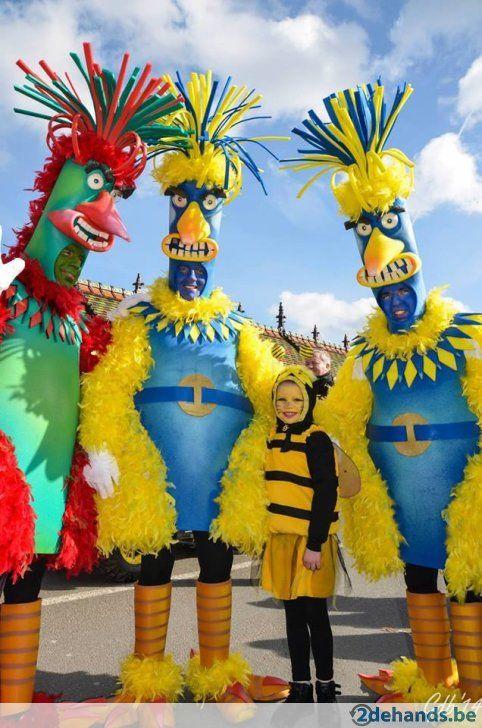 Carnavalskostuums te koop