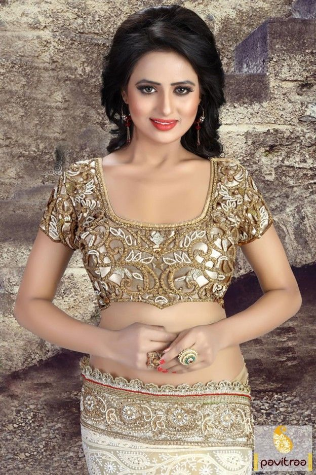 Pin By Best Blouses Blouse For You On Golden Blouse Golden