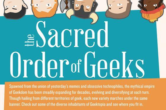 Identifíquense Geeks! jejeje