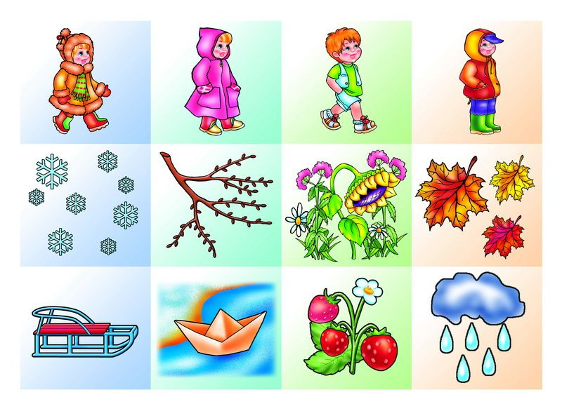 Картинки по темам для детей