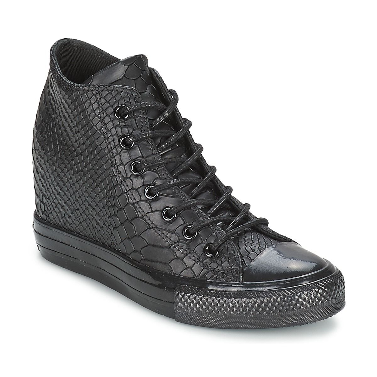 CT AS MID LUX CANVAS METALLIC - CHAUSSURES - Sneakers & Tennis montantesConverse UqXMb
