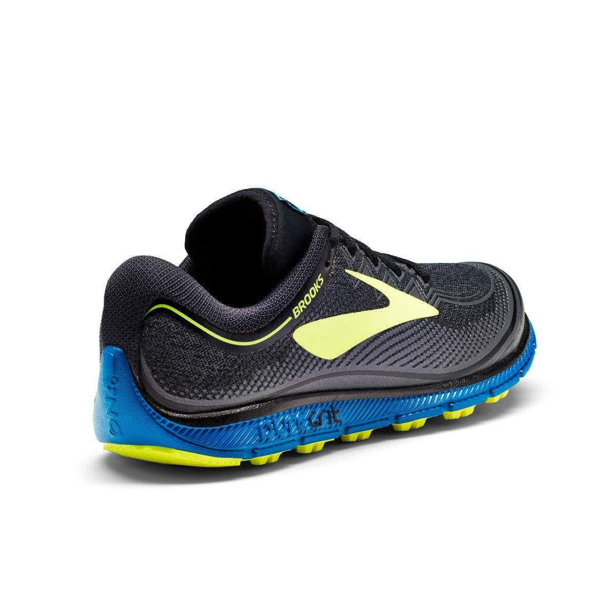 3fd1906f423 The new Brooks PureGrit 6 trail-running shoe for men provides lightweight  agility for off-road adventures.