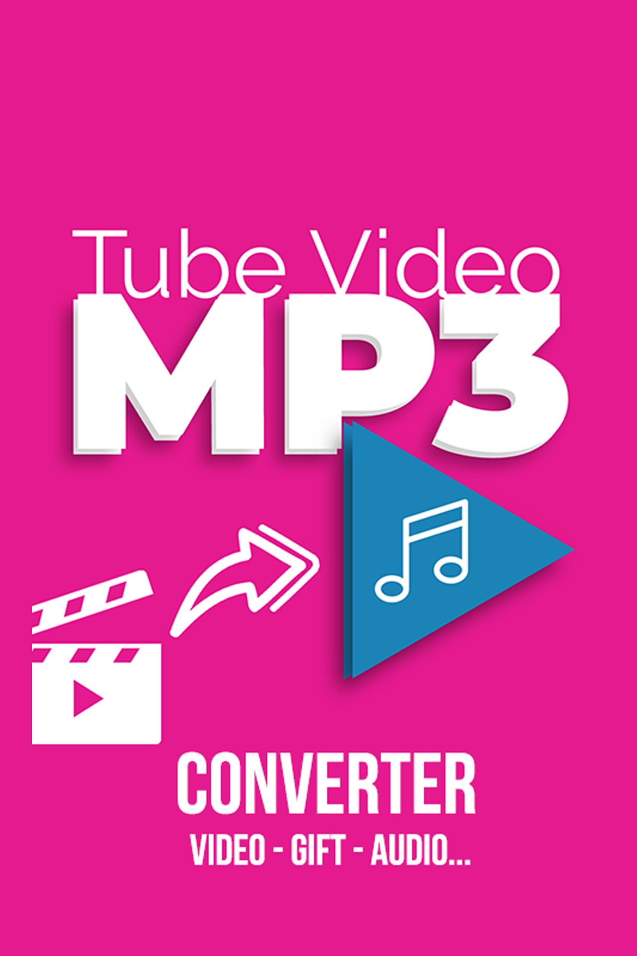 tube video to mp3 audio HD converter on android now video