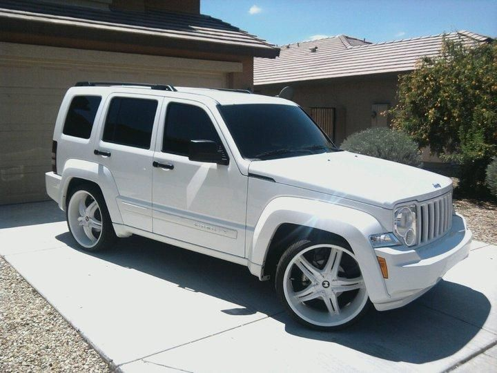 Jeep Liberty Yummy Maybe Blk On Blk Jeep Liberty Jeep Commander Jeep Cars