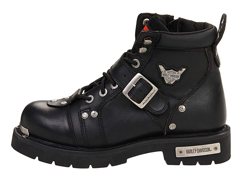 e729dab87a7 Harley-Davidson Brake Buckle Men's Lace-up Boots Black | Products ...