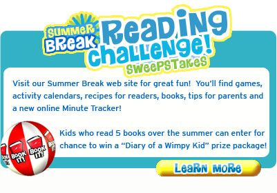 A list of the different summer reading programs and freebies you can score for the kiddos!