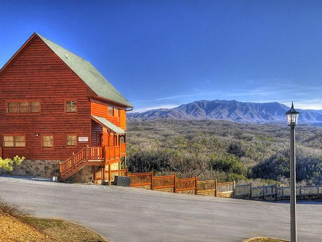 Etonnant Nestled Inn | Outrageous Cabins · Tennessee ...