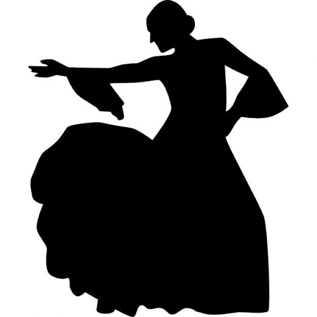 Pin De Maria Jose En Athene Bailarines De Flamenco Arte De Silueta Siluetas