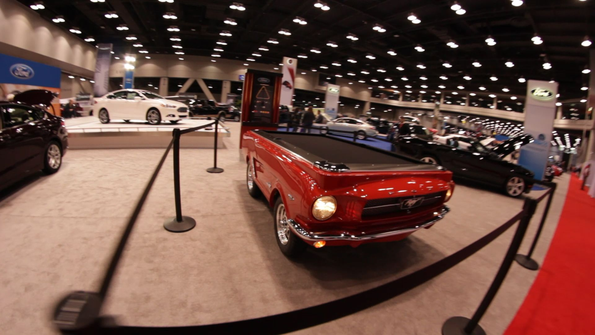 Check Out This Mustang Pool Table Great Conversion Cincinnati Antique Cars Mustang