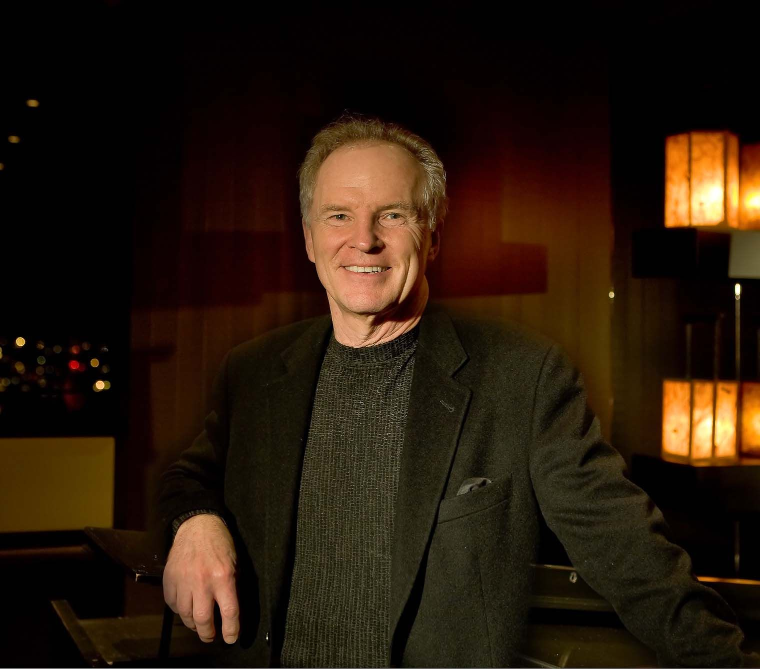 Piano Player for Canlis Restaurant.   Story for the Seattle Weekly Magazine.