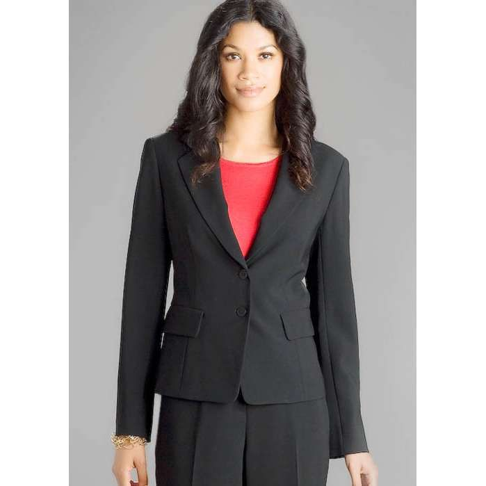 Job interview dress shirt color with black