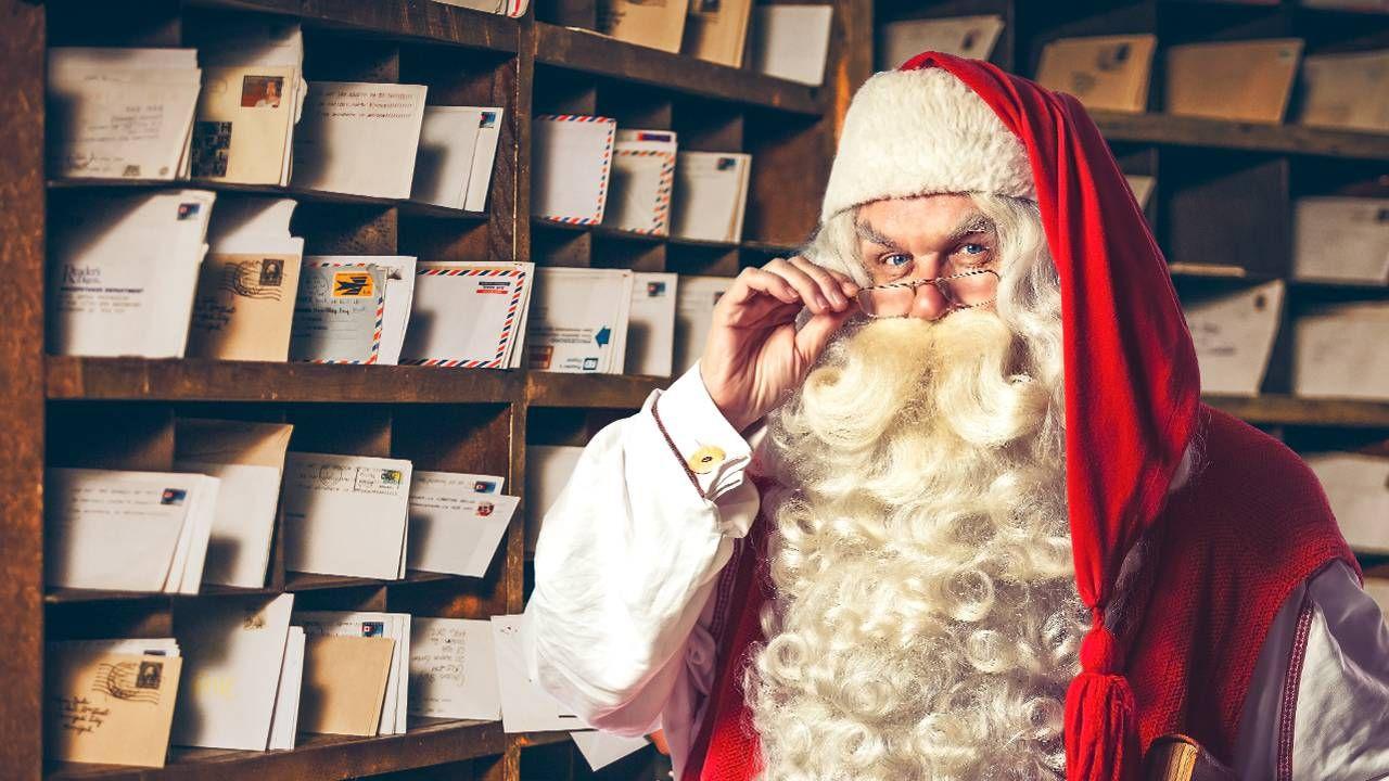 premium santa video maker portable north pole