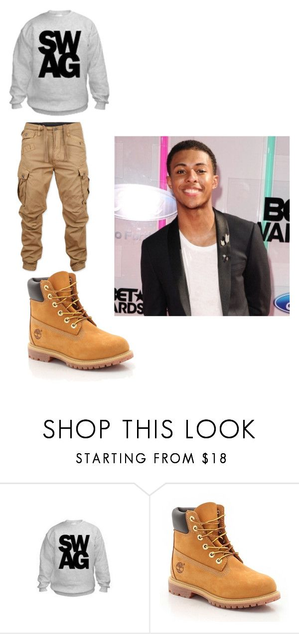 """Baby Shower"" by drizzyvibes ❤ liked on Polyvore featuring G-Star Raw, Timberland, men's fashion and menswear"