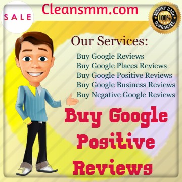 Buy Google Positive Reviews #programingsoftware
