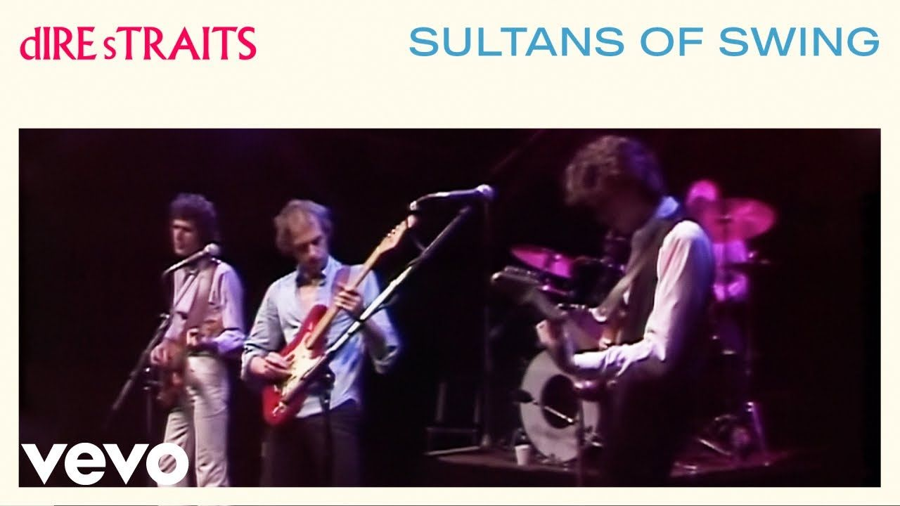 Dire Straits Sultans Of Swing Youtube In 2021 Dire Straits Sultans Of Swing How To Play Drums