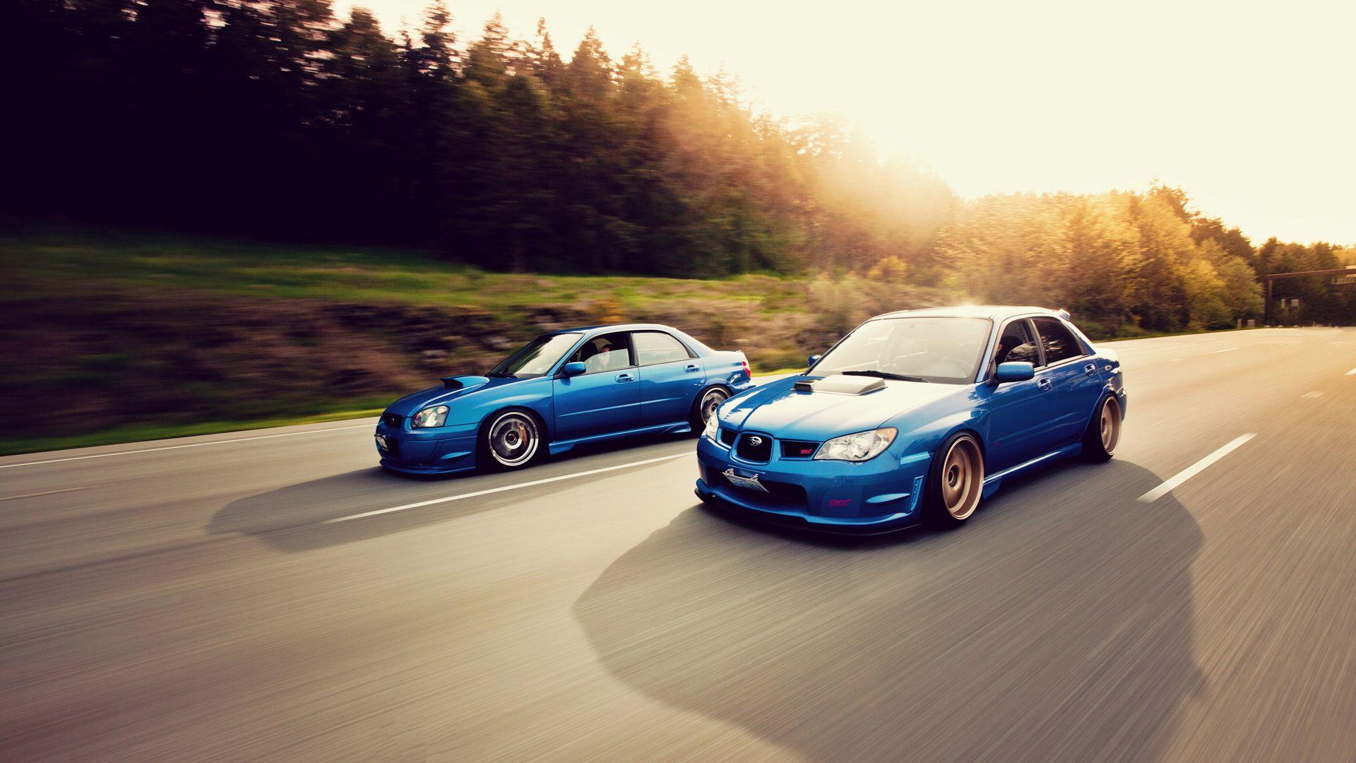 View Of Subaru Impreza Wallpapers Hd Car Wallpapers