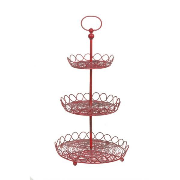 3-tier wire buffet stand from Kitchen Kaboodle