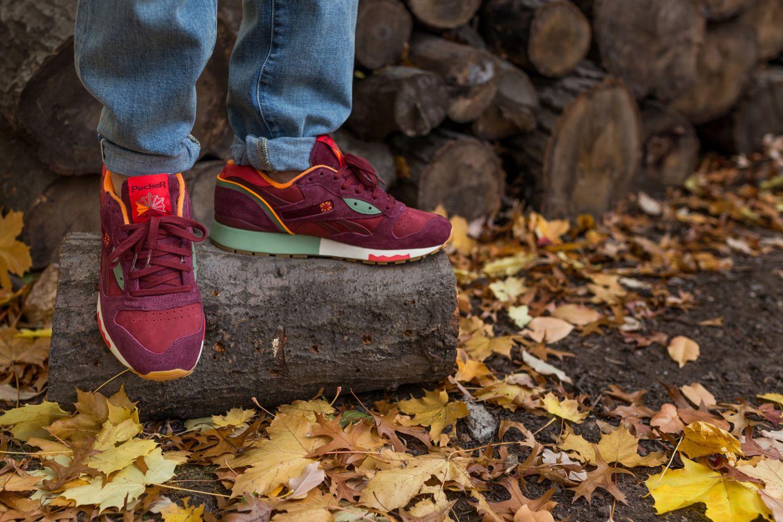 various colors 836c5 42e38 Packer Shoes x Reebok LX 8500