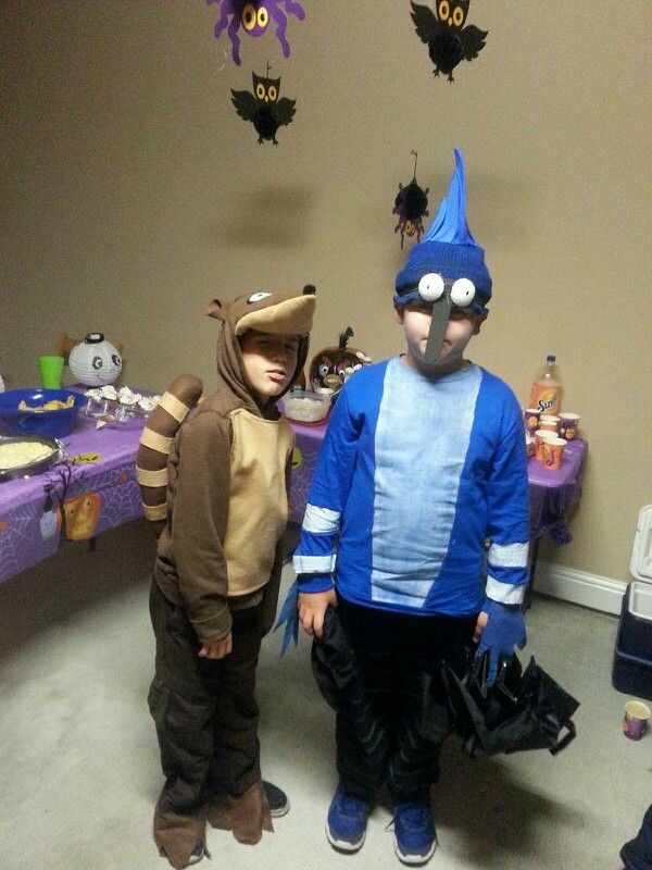 78b51016f Mordecai and Rigby from the Regular Show
