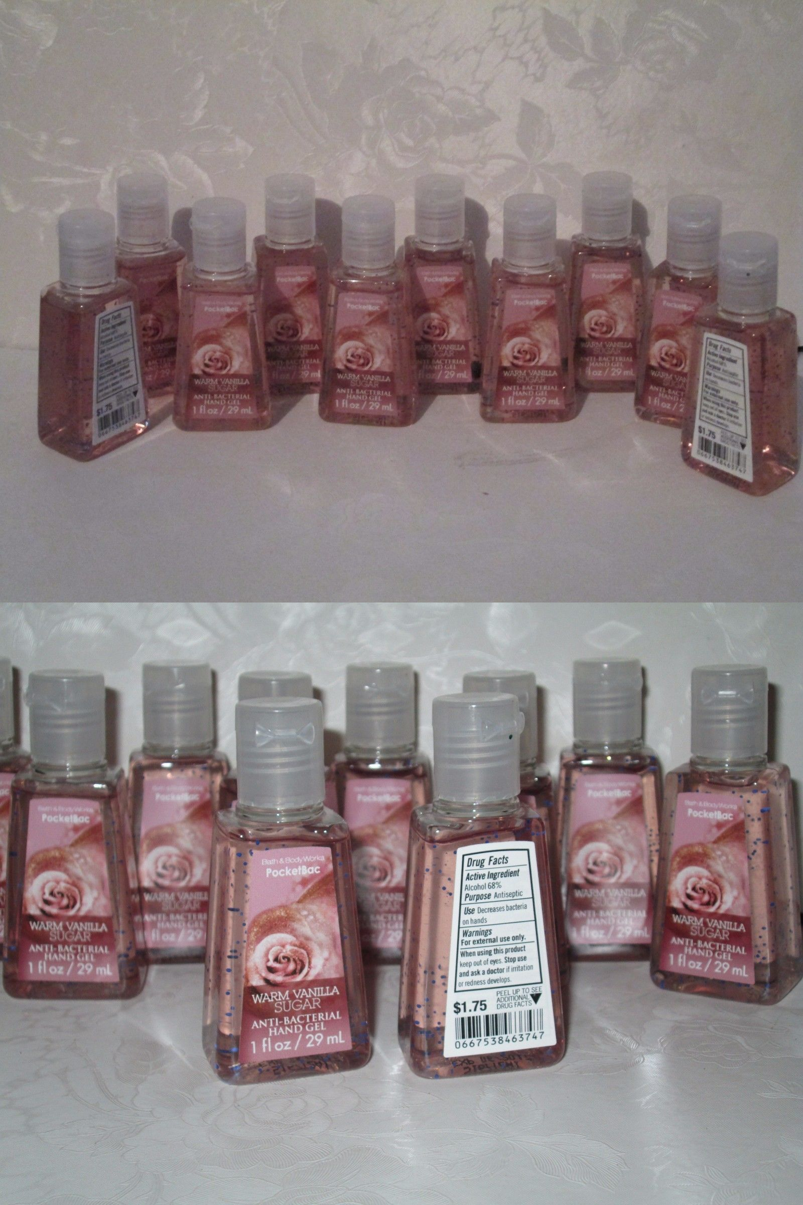 Hand Sanitizers 10 Bath And Body Works Pocketbac Anti Bacterial