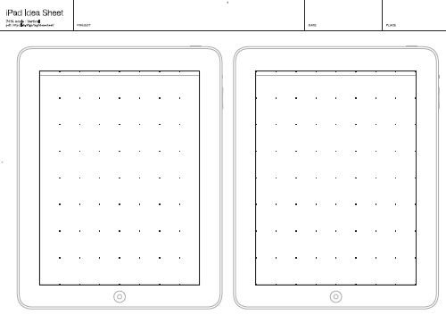 free printable sketching wireframing and note taking pdf templates wireframe free printable. Black Bedroom Furniture Sets. Home Design Ideas