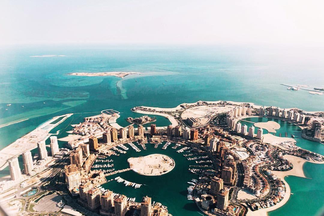 The Pearl, The Pearl Qatar, Doha, Qatar Doha, Doha Qatar, Doha Katar,  Qatar, Katar, Katar Urlaub, Qatar Airways #ThePearl #Doha #K…   Qatar  travel, Qatar doha, Doha