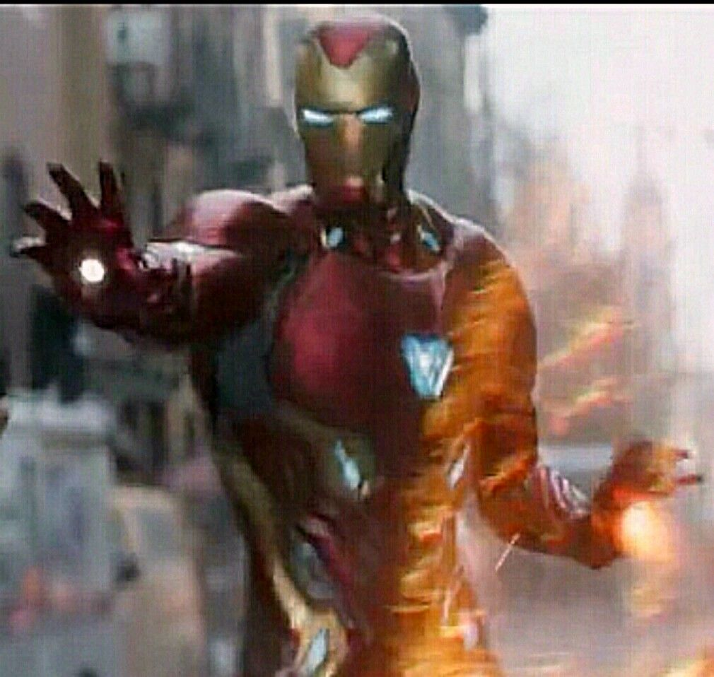 infinity war iron man mk.50 | marvel iron man | pinterest