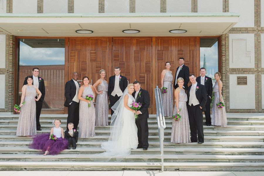 Columbus indiana wedding by Stacy Able Photography