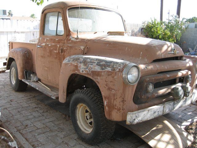 1957 International Harvester