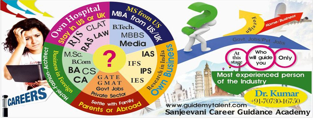 is the best career counselor in Jaipur