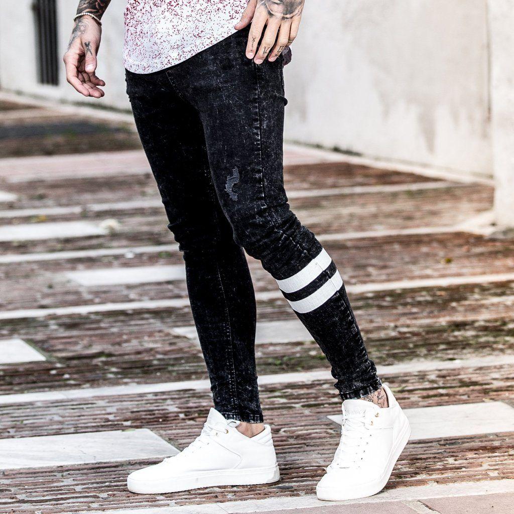 f3a9fb31c Toni Skinny Stretch Jeans - Black Wash | | Style in 2019 | Skinny ...