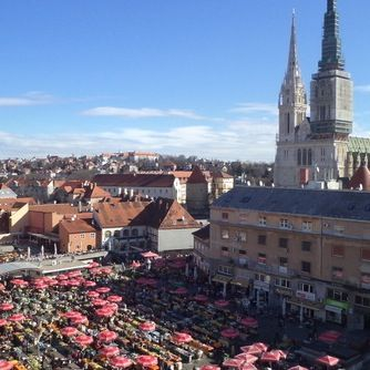 Raval A Luxury Penthouse In The Main Square Zagreb Zagreb Croatia Holiday Croatia