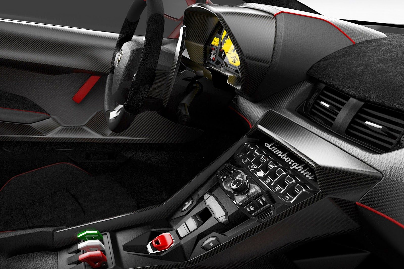 Lamborghini S Exotic Veneno Roadster Will Take You To 355km H Or