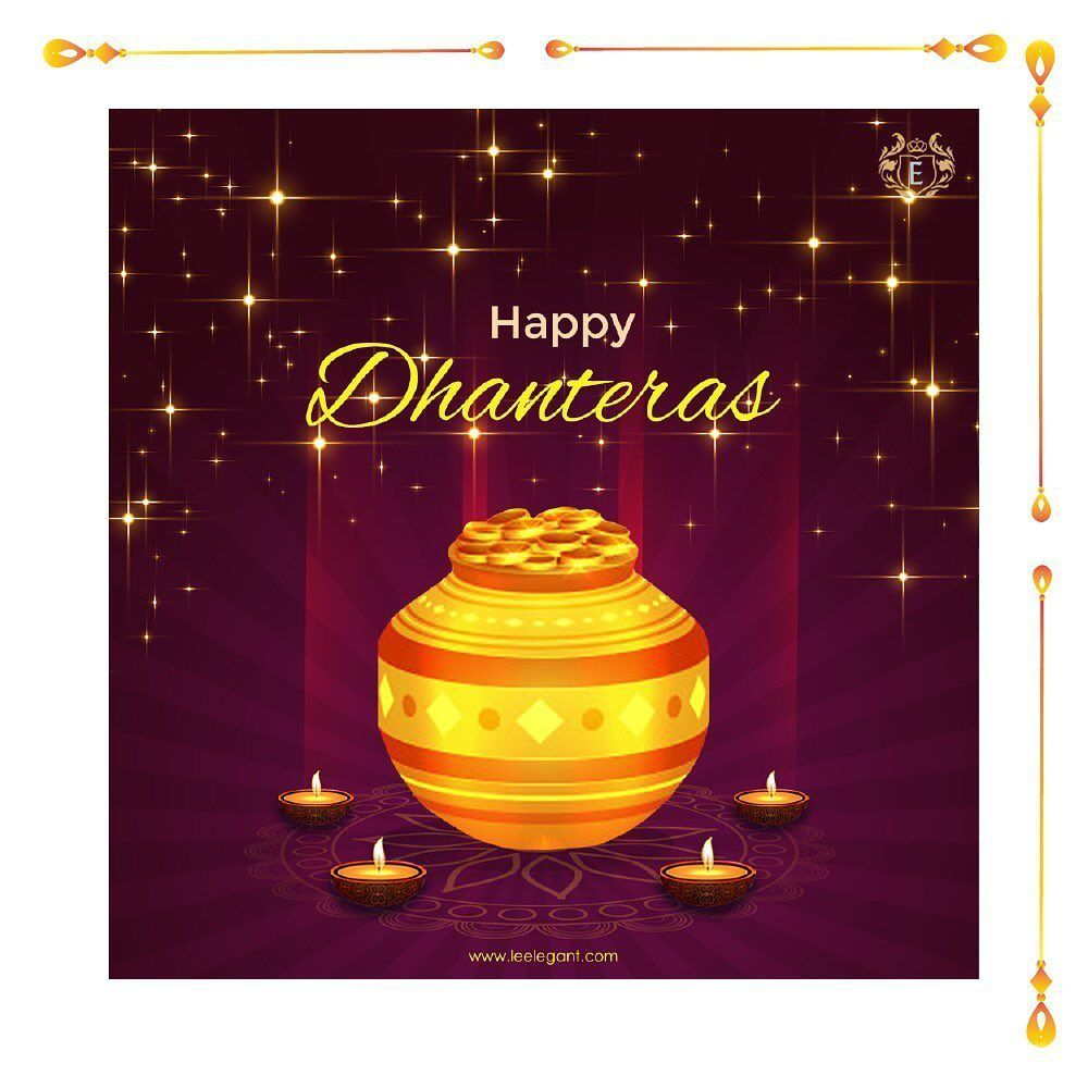 May Goddess Lakshmi shower on you her immense blessings, enriching your lives with prosperity, happiness and joy. Leelegant wishes you a Happy Dhanteras.  #eventdecor #elegantbanquet #weddingplanner #banquethall #decor #decorations #interiors #interiordesign #interiordecor #luxury #wedding #amazing #royal #arrangement #flowerart #wedding #ceremonydecor #ceremony #instagood #instafood #specialday #comfort #flowers #cocktail #party #parties #dhanteraswishes May Goddess Lakshmi shower on you her im #happydhanteras
