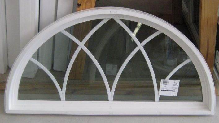 Window Grids Muntin Bars Call Half Moon Window Window Grids Arched Windows